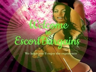 Welcome to Escort Bargains!
