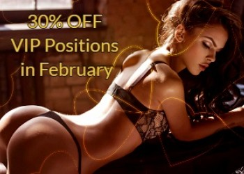 30% OFF Featured Ad Positions in February