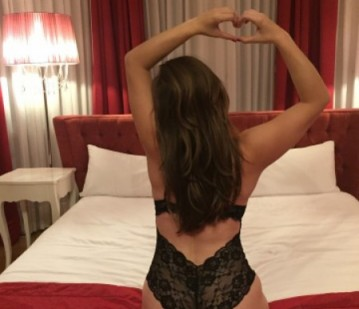 Independent Louise Pearl in Prague escort